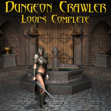 Dungeon Crawler - Loops Complete