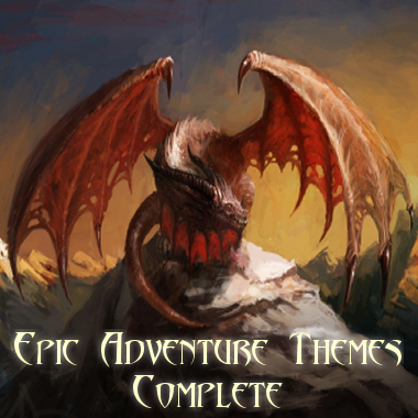 Epic Adventure Themes - Complete