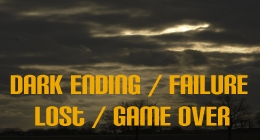Dark Ending/Game Over
