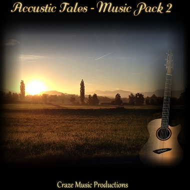 Acoustic Tales - Music Pack 2