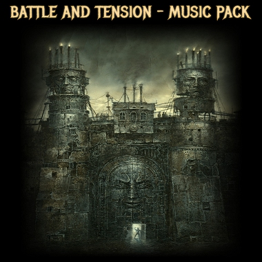 Battle and Tension - Music Pack