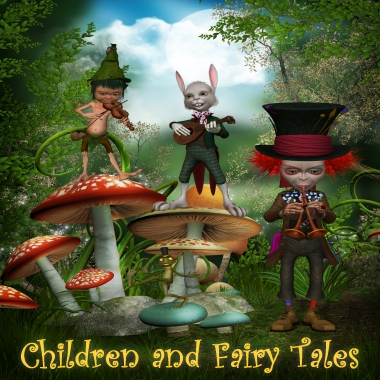 Children and Fairy Tales