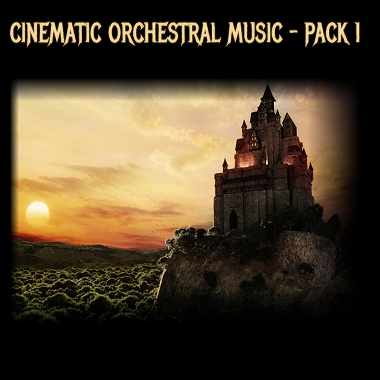Cinematic Orchestral Music - Pack 1