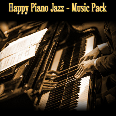 Happy Piano Jazz