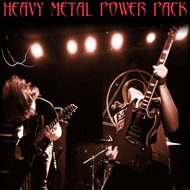 Heavy Metal Power Pack