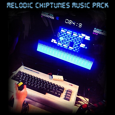 Melodic Chiptunes Music Pack