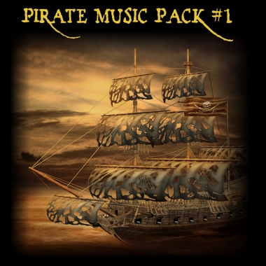 Pirate Music Pack 1
