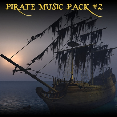 Pirate Music Pack 2