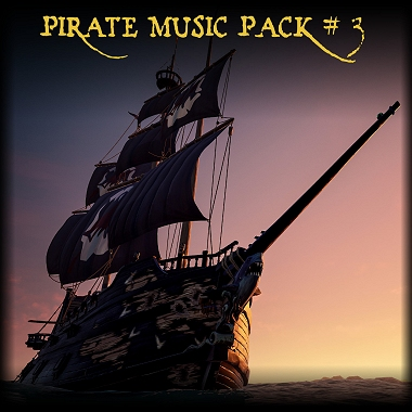 Pirate Music Pack 3