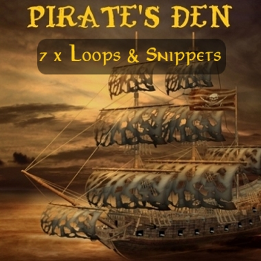 Pirates Den - 7x Loops and Snippets
