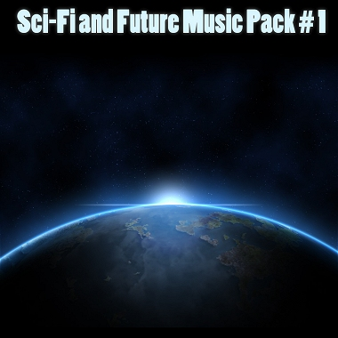 SciFi and Future Music Pack 1