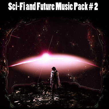 SciFi and Future Music Pack 2