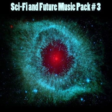 SciFi and Future Music Pack 3