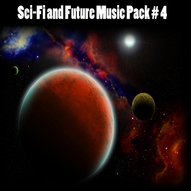 SciFi and Future Music Pack 4